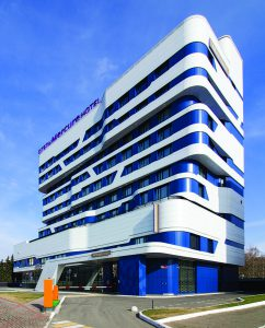hotel «Mercure Saransk Center»