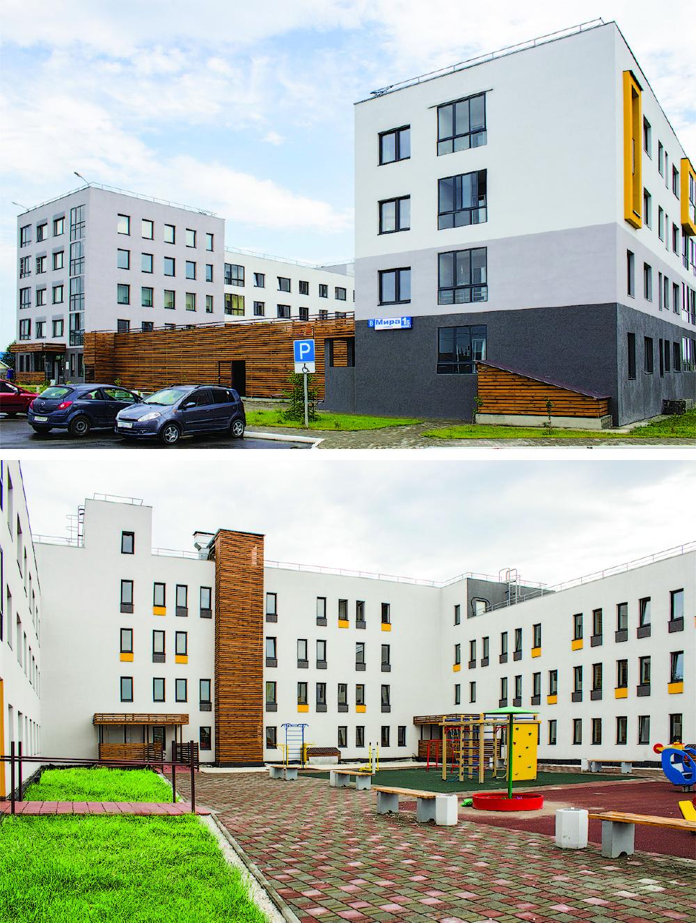 Boconcept Rue De Rennes residential complex - Евразийская Премия