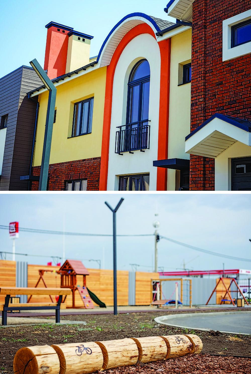 TOWNHOUSE IN THE «BLIZKIY» CLUB HOUSING ESTATE