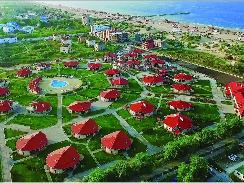 Resort village Treatment  and Health Complex