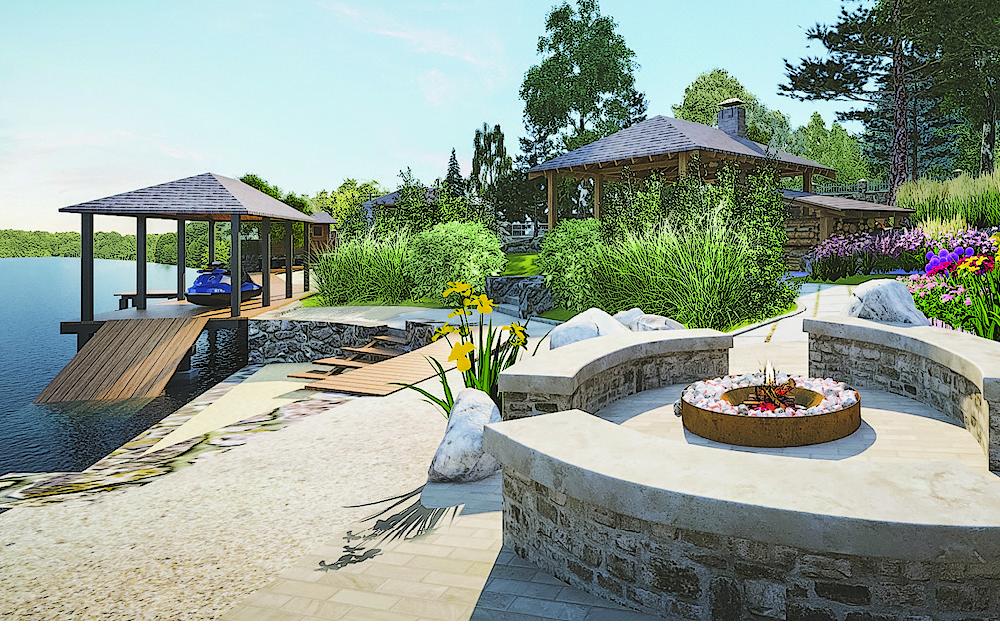 Autonomous Lakeshore homestead, Verkhny Ufaley