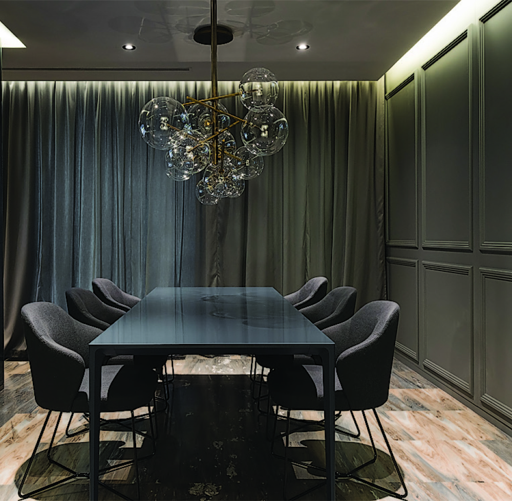 Stone Hedge office interiors