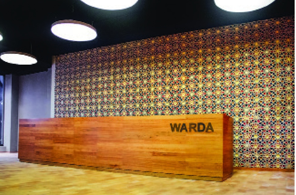 Crafting a Retail: WARDA Flagship