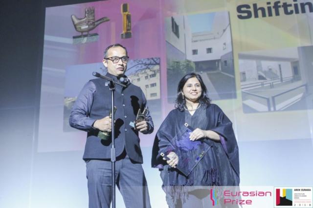 Евразийская Премия 2018_Shantanu Poredi_Manisha Agarwal