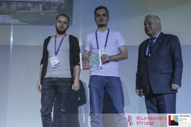 Евразийская Премия_Eurasian Prize 2018_CNTR Architects