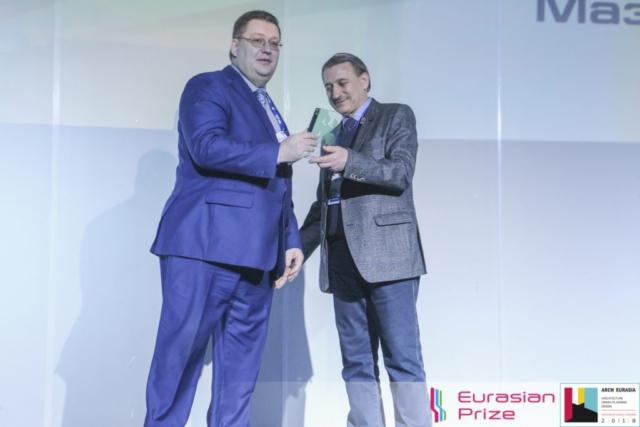 Евразийская Премия_Eurasian Prize 2018_Мазаев Антон