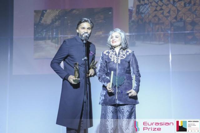 Евразийская Премия_Eurasian Prize 2018_Syed Fawad Hussain