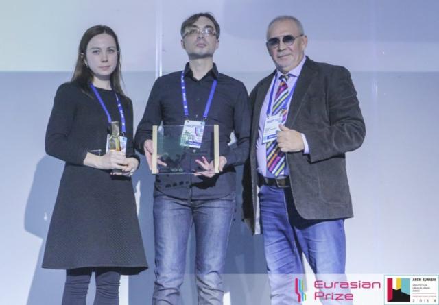 Евразийская Премия_Eurasian Prize 2018_Ахунов Руслан Тихонова Ольга