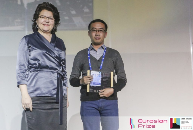 Евразийская Премия_Eurasian Prize 2018_Ахьямова И.А. ЕАСИ_Khanh Nguyen