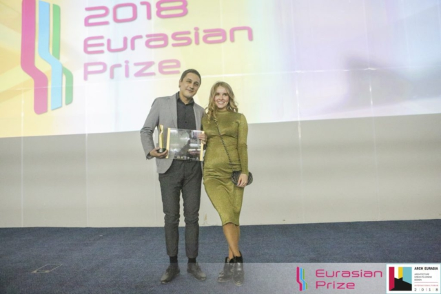 Евразийская Премия_Eurasian Prize 2018_Зайнутдинов Станислав