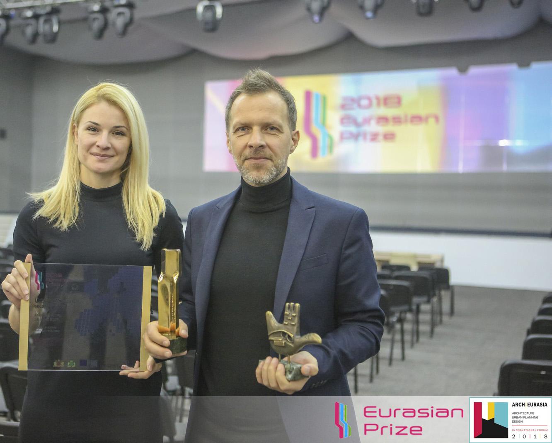 Евразийская Премия_Eurasian Prize 2018_Andreas Faoro