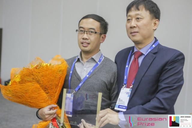 Евразийская Премия_Eurasian Prize 2018_Khanh Nguyen
