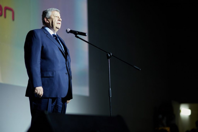 Евразийская Премия_Eurasian Prize 2018_Чернецкий А. М.