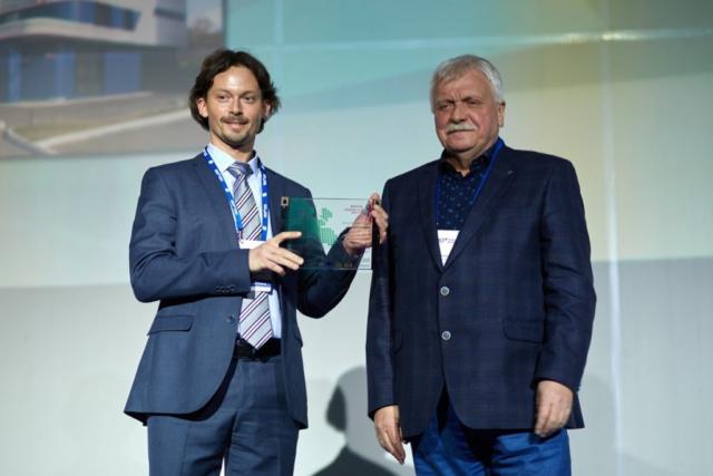 Евразийская Премия_Eurasian Prize 2018_Дорохов А. Кузьмин А. Н.