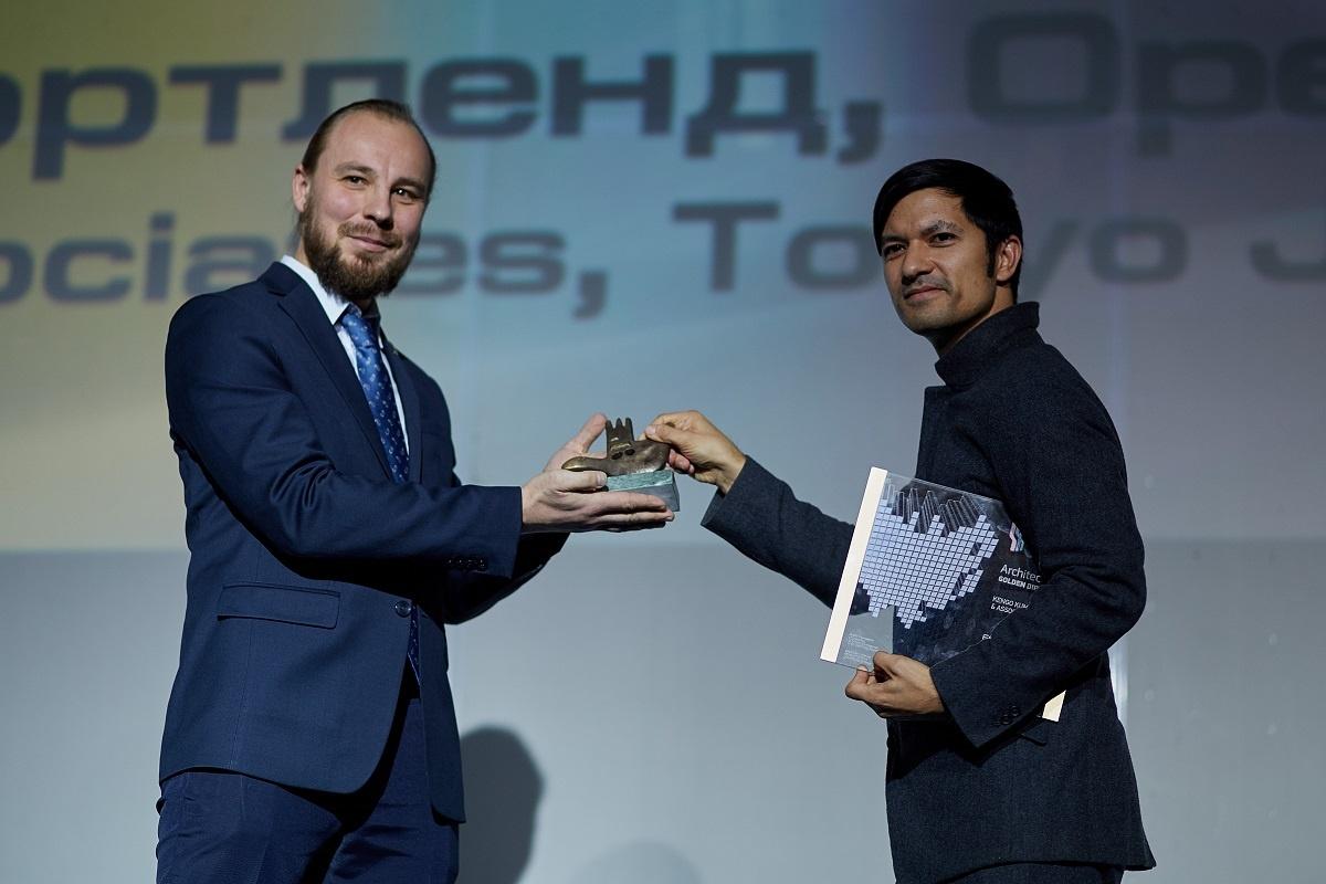Евразийская Премия_Eurasian Prize 2018_BALAZS BOGNAR, Kengo Kuma & Associates