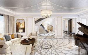 HBA-Residential_Shenzhen-Residence_Entrance-Lounge