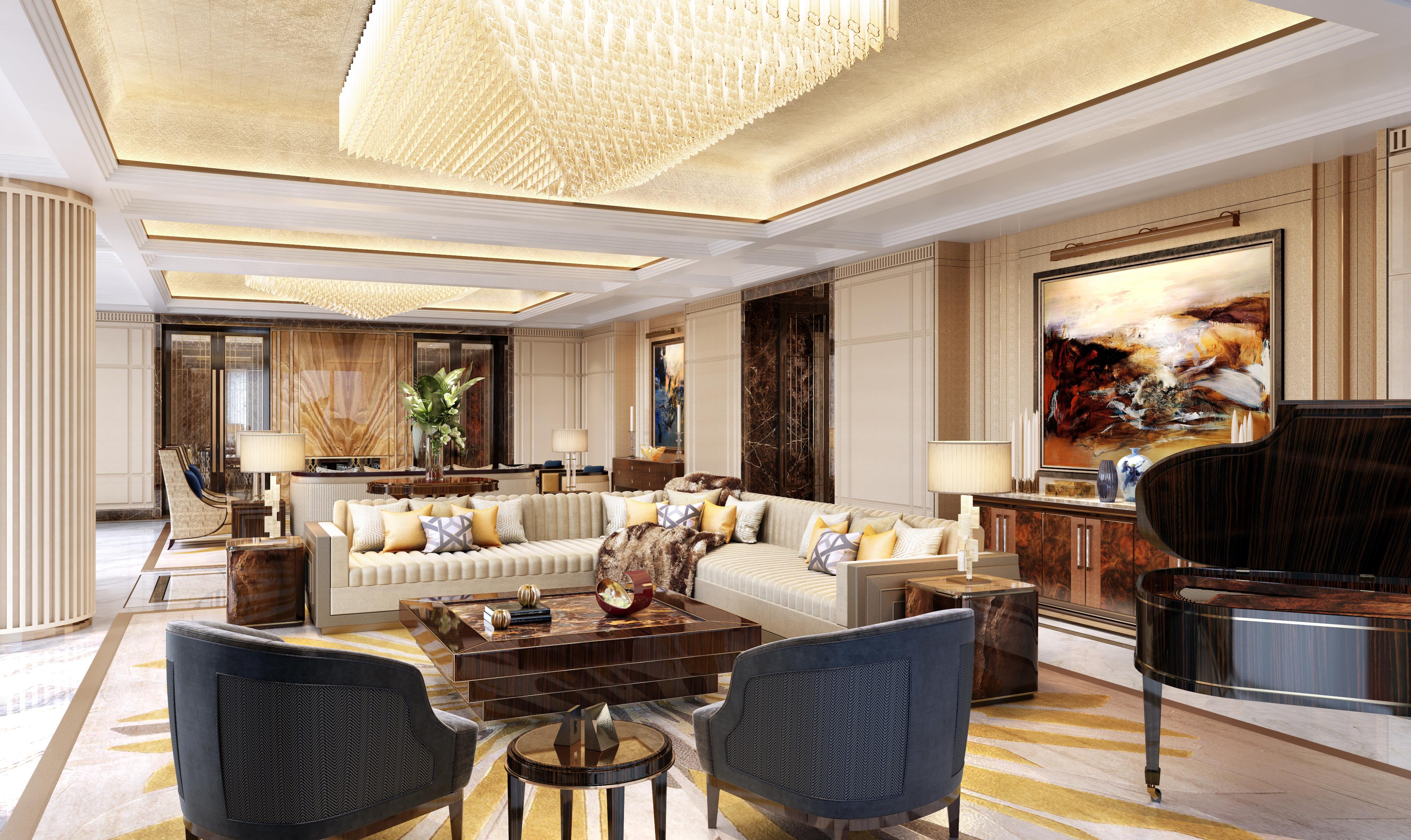 HBA Residential_Beijing Luxury Apt TY1