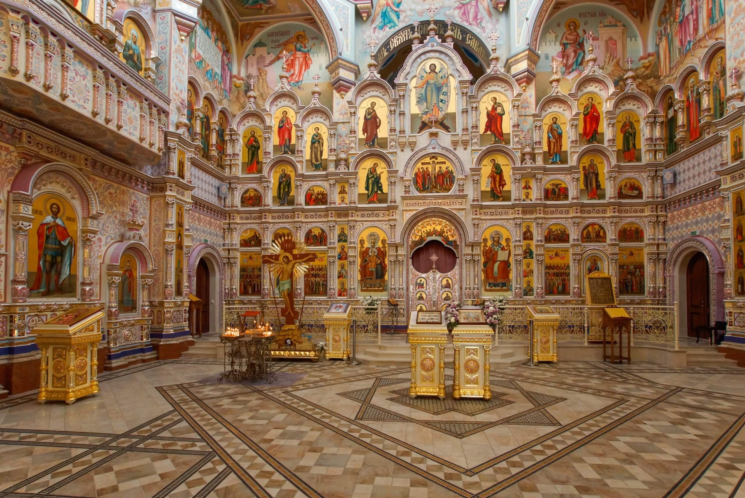 Храм-памятник в Минске 2