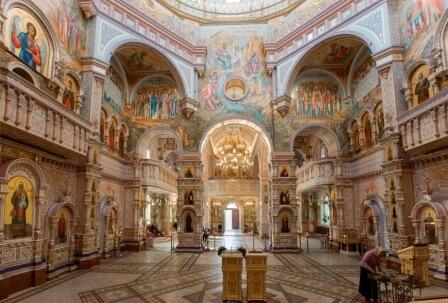 Храм-памятник в Минске 4