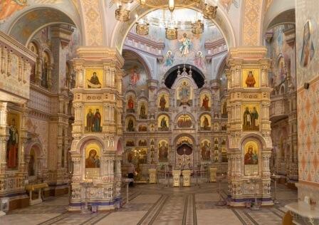 Храм-памятник в Минске 5