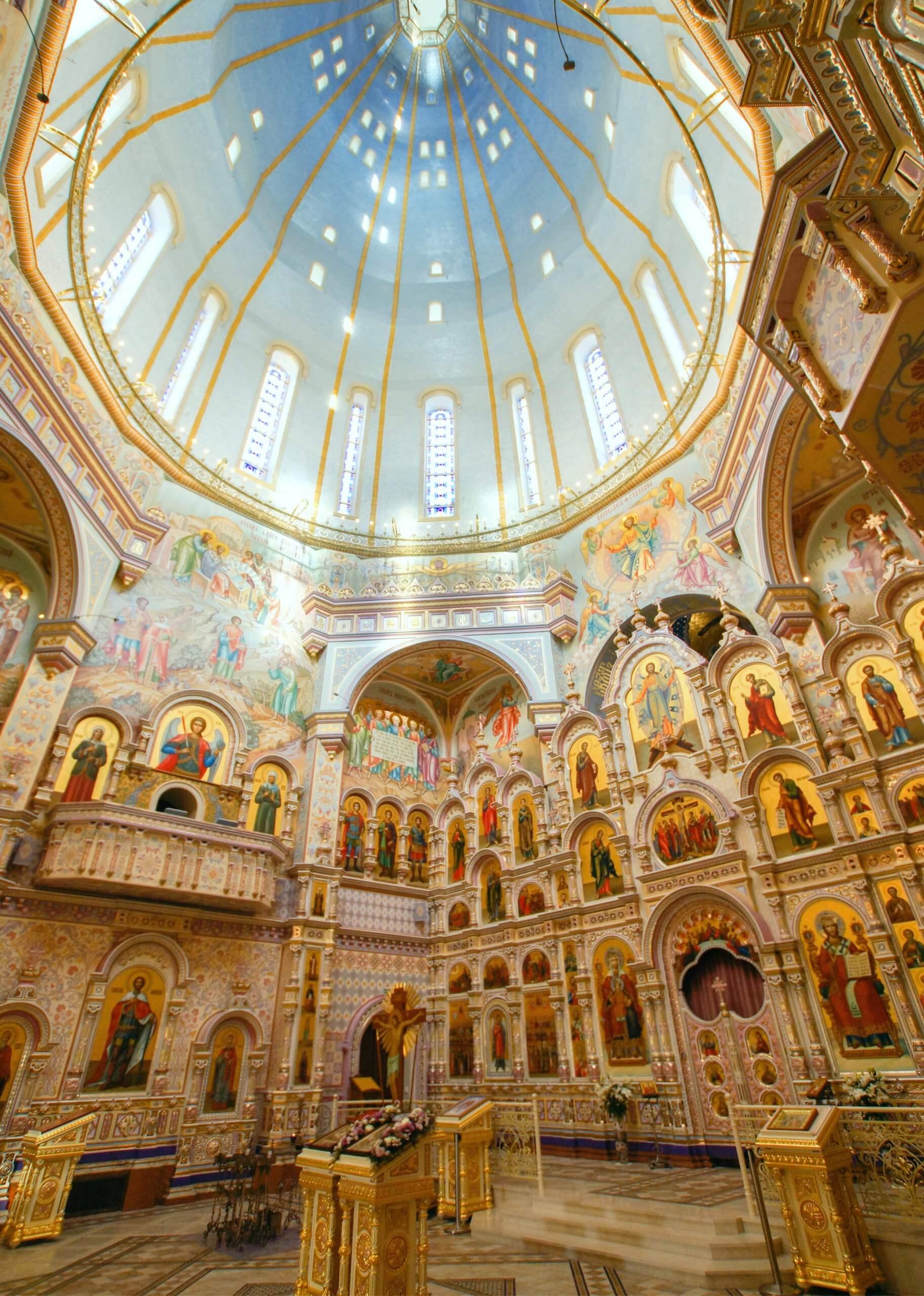 Храм-памятник в Минске 6