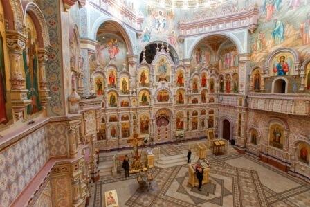 Храм-памятник в Минске 7